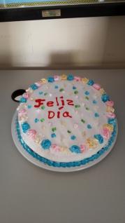 Cake for El Día de los Niños