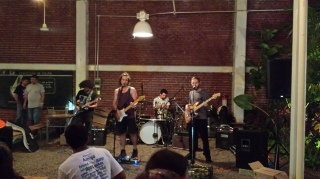 The band Colorado Felix